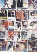 20 Assorted Brett Hull Hockey Cards