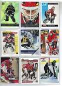 20 Assorted Ed Belfour Collectible Hockey Cards