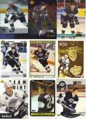 20 Assorted Luc Robitaille Collectible Hockey Cards