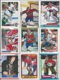 Patrick Roy 25-Card Set In Collectors Display Album