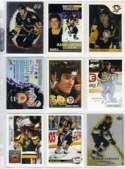 Pittsburgh Penguins Mario Lemieux 20 Card Player Set Shipped In Protective Display Album