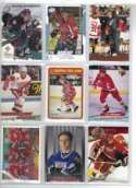 Sergei Federov 20-card set with 2-piece acrylic case [Misc.]