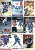 Joe Sakic 20-card set with 2-piece acrylic case [Misc.]