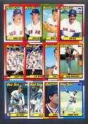 1990 Topps Boston Red Sox Team Set