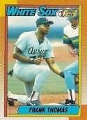1990 Topps Chicago White Sox Team Set (Frank Thomas Rookie)