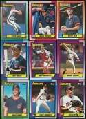 1990 Topps Cleveland Indians Team Set