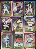 1990 Topps Detroit Tigers Team Set