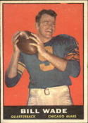 1961 Topps #10 Bill Wade EX - Excellent or Better [Misc.]