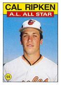 1986 Topps #715 Cal Ripken Jr..... AS Baltimore Orioles Baseball Card