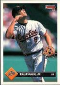 1993 Donruss #559 Cal Ripken Baltimore Orioles Baseball Card