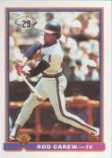 Rod Carew 1991 Bowman Baseball Card #4 (California Angels)