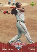 Ken Griffey Jr. 2006 Upper Deck National Baseball Card Day Giveaway #UD7