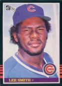 1985 Donruss #311 Lee Smith - Chicago Cubs