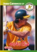 1989 Donruss #643 Jose Canseco NM-MT Athletics 40/40