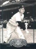 2005 UD Past Time Pennants #8 Bob Lemon NM Indians