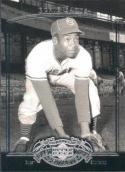 2005 UD Past Time Pennants #27 Ernie Banks NM Cubs