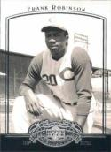 2005 UD Past Time Pennants #30 Frank Robinson NM Reds