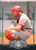 2005 UD Past Time Pennants #46 Johnny Bench NM Reds
