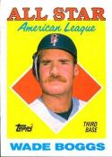 1988 Topps #388 Wade Boggs Red Sox AS