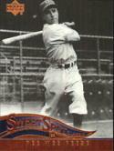 2005 Upper Deck Sweet Spot Classic #68 Pee Wee Reese NM-MT 50/50!