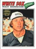 2002 Topps Archives #33 Rich Gossage 77 NM