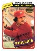 2002 Topps Archives #70 Mike Schmidt 80 NM