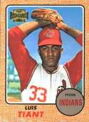 2002 Topps Archives #117 Luis Tiant 68 NM