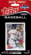 2014 Topps Factory Sealed Boston Red Sox Team Set #1-17 (New) NM-MT 50/50!
