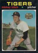 2002 Topps Archives #124 Mickey Lolich 71 NM