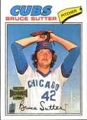 2002 Topps Archives #28 Bruce Sutter 77 NM