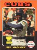 2002 Topps Archives #119 Bill Madlock 75 NM