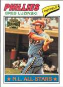 2002 Topps Archives #144 Greg Luzinski 77 NM