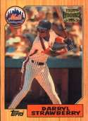 2002 Topps Archives #159 Darryl Strawberry 87 NM
