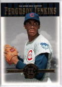 2001 Upper Deck Upper Deck Hall Of Famers #13 Ferguson Jenkins NM 50/50!