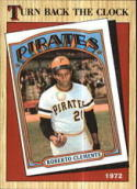 1987 Topps #313 Roberto Clemente NM-MT Close TO 50/50!