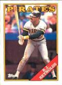 1988 Topps #27 R.J. Reynolds Pirates