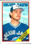 1988 Topps #696 Duane Ward Blue Jays