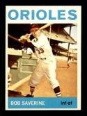 1964 Topps #221 Bob Saverine NM-MT Orioles