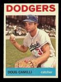1964 Topps #249 Doug Camilli NM-MT Dodgers
