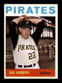 1964 Topps #307 Joe Gibbon NM-MT Pirates