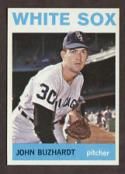 1964 Topps #323 John Buzhardt NM-MT White Sox