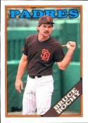 1988 Topps #31 Bruce Bochy Padres