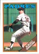 1988 Topps #303 Eric Show Padres