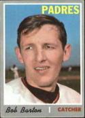 1970 Topps #352 Bob Barton Excellent +