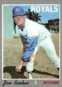 1970 Topps #222 Jim Rooker Excellent +