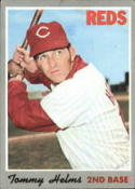 1970 Topps #159 Tommy Helms Excellent +