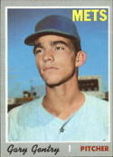 1970 Topps #153 Gary Gentry Excellent +