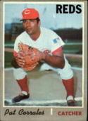 1970 Topps #507 Pat Corrales Nr. Mint