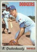 1970 Topps #446 Billy Grabarkewitz Nr. Mint RC Rookie