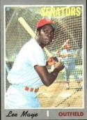 1970 Topps #439 Lee Maye Nr. Mint